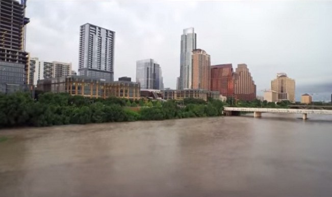 Texas floods: Watch video of the devastating floods of May 25