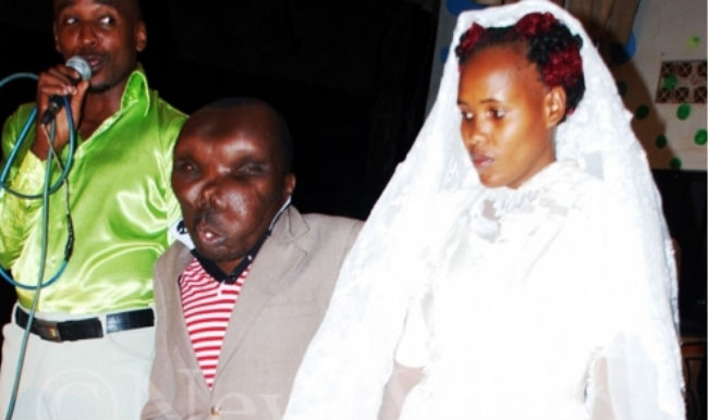 'Ugliest man of Uganda' becomes a father for the eighth ...
