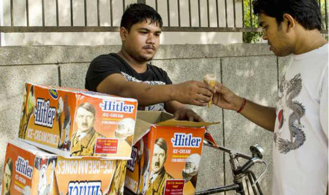BIZARRE! Hitler Ice Cream sold in India; creates furore online | India.com