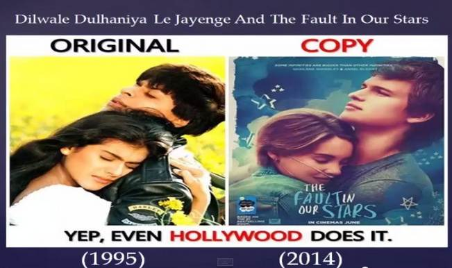 How Hollywood Movies Copy Shahrukh Khan