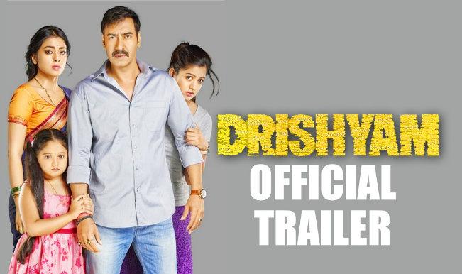 Tabu And Ajay Devgan Starrer Movie Drishyam Trailer Released Tabu