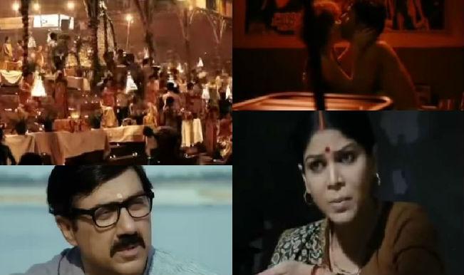Mohalla Assi Trailer collage