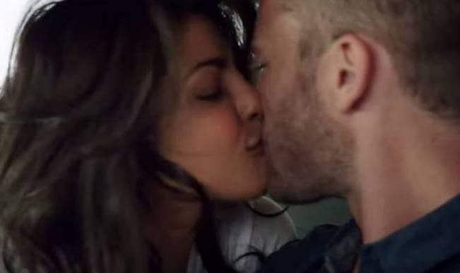 Priyanka Chopra Kiss Video