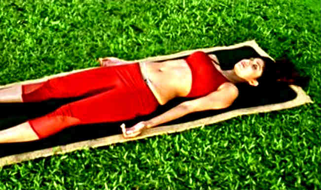 Shavasana: How to perform the corpse pose and its benefits - India.com
