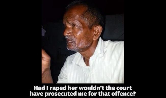 Aruna Shanbaug's rapist Sohanlal Bhartha Walmiki speaks up on camera (Watch video)
