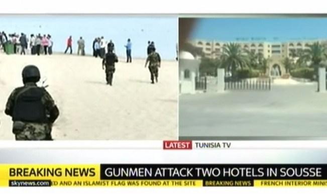 Tunisia Attack: Gunmen kill 27 people in tourist hotels in Sousse