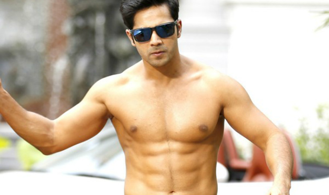 Dilwale: Drooling Over Varun Dhawan's Chiseled Body; Here