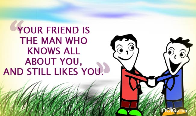 Read Happy Friendship Day 2015 In Hindi Best SMS Quotes WhatsApp Messages To Send Wishes