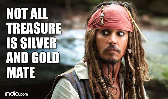 Captain Jack Sparrow Quotes 60 Lines By Johnny Depp's Character Awesome Captain Jack Sparrow Quotes