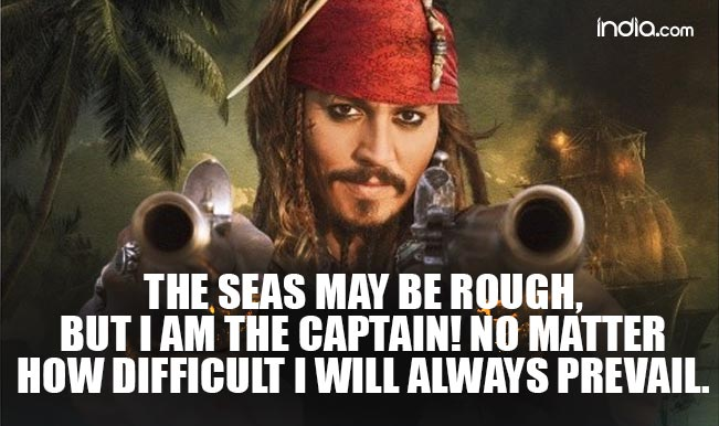 captain jack sparrow quotes 10 lines by johnny depp s character