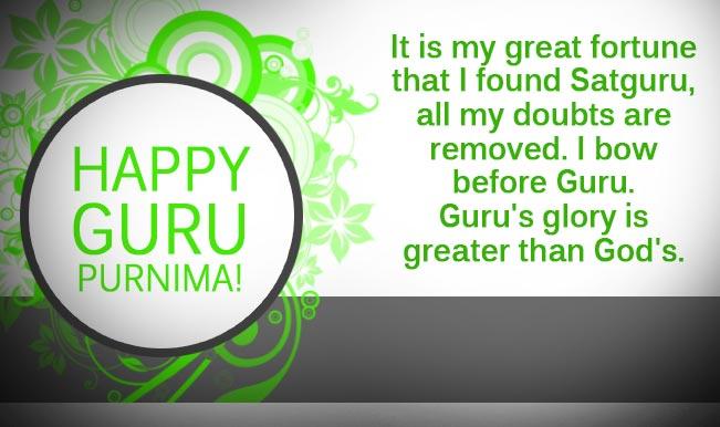 Happy Guru Purnima 2016 Wishes And Quotes Best Guru Purnima