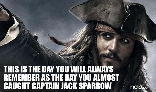 Captain Jack Sparrow Quotes 60 Lines By Johnny Depp's Character Unique Captain Jack Sparrow Quotes
