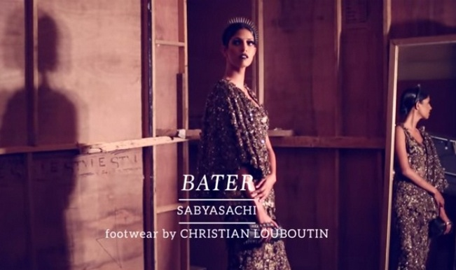 Amazon India Couture Week 2015: Sabyasachi Mukherjee and Christian Louboutin come together