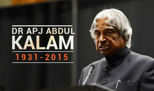 Apj Abdul Kalam He Lived Young He Died Young Too India Com