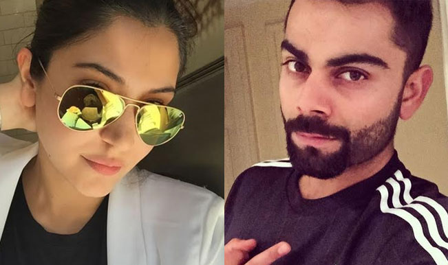 6f7f8691a0 Anushka Sharma in sunglasses or Virat Kohli in jersey  Who rocks on  Instagram