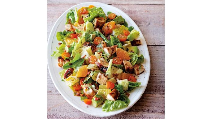 Chicken Citrus Salad