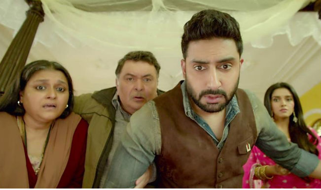 All Is Well trailer: Abhishek Bachchan, Rishi Kapoor starrer fails to impress!