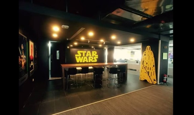 Flipkart shares pictures and video of awesome Bangalore office: Take a look!