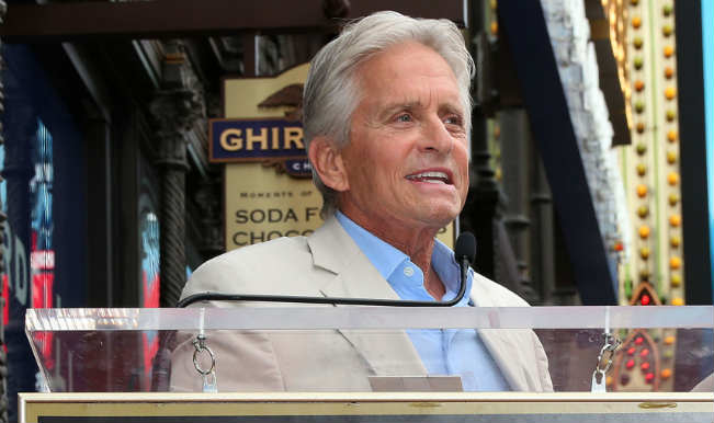 Michael Douglas: American actors too asexual for movie roles