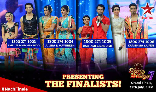 Nach Baliye 7 Grand Finale: Jodis talk about their #TOOMUCH journey on the show!