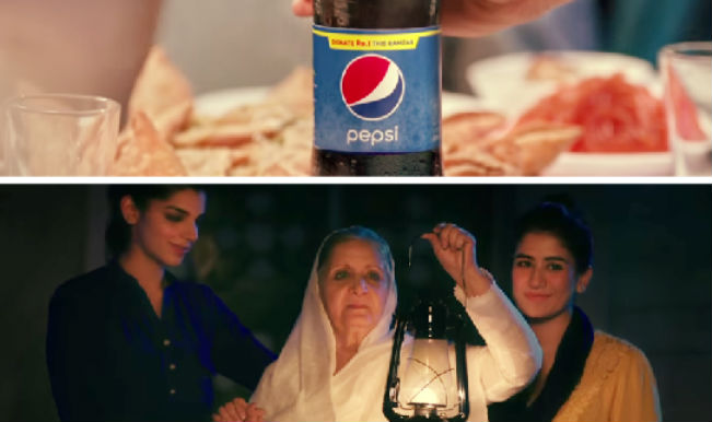 In this beautiful ad, Pepsi says, 'This Ramzan, spread the light!' (Watch video)