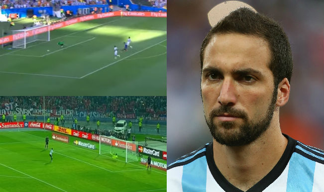 83747f0d190 What if Gonzalo Higuain had scored in FIFA World Cup and Copa America  finals