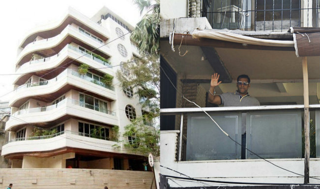 Salman Khan S Bandra House View Exclusive Inside Pictures
