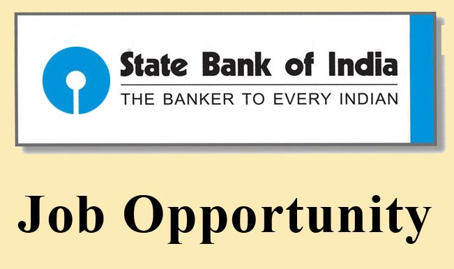 sbi exam online application 2017