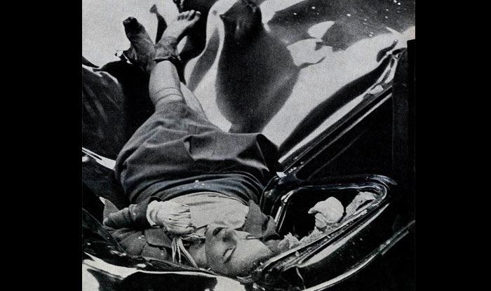 This Photograph Is Of 23 Year Old Evelyn McHale Who Jumped From Empire State Building On May 1 1947 Picture Has Been Take By Photography Student