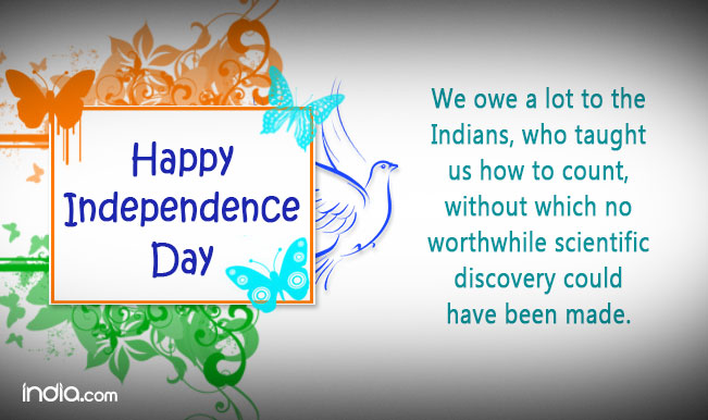 Independence Day Quotes Happy Independence Day 2015 Quotes and Wishes: Best Independence  Independence Day Quotes