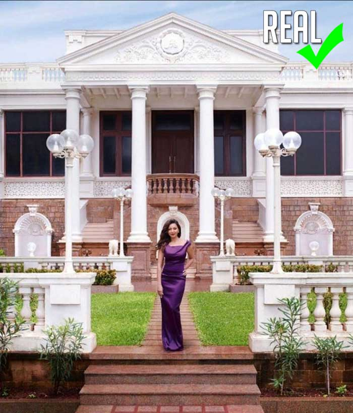 have you visited shah rukh khan s mansion mannat real vs