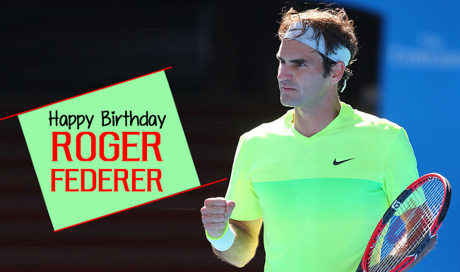 9 Things Every Roger Federer Fan Must Know About The Swiss Legend India Com
