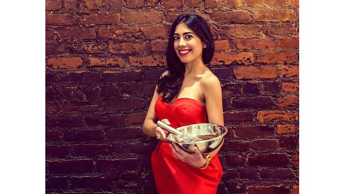 Top five celebrity indian foodies to follow for Aditi indian cuisine