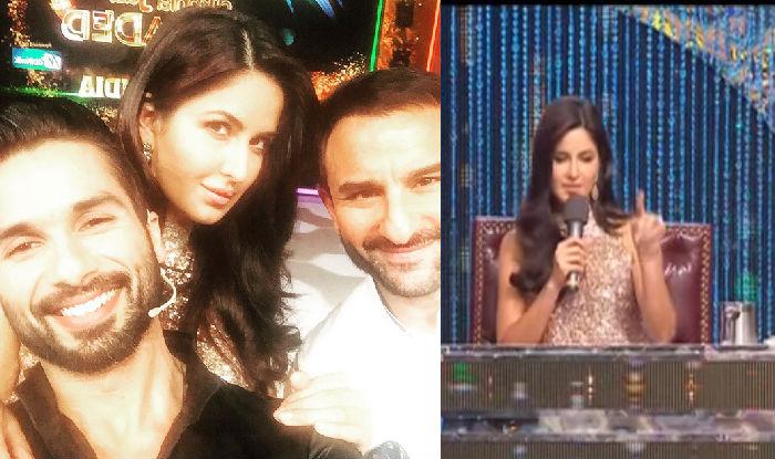 Shahid Kapoor And Katrina Kaif Kissing Why are Katrina...