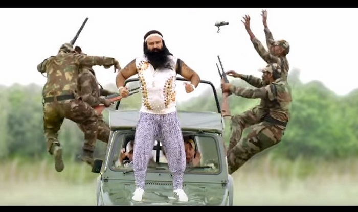 MSG-2 The Messenger teaser: Gurmeet Ram Rahim Singh Insan puts all