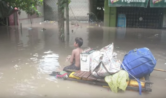Myanmar floods report: Dozens killed, 2 lakh people affected (Watch video)