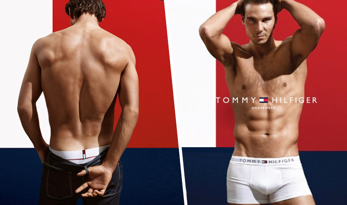 521f651f5ee9 Rafael Nadal strips to his underwear for Tommy Hilfiger commercial video    Buzz News, Sports News, India.com