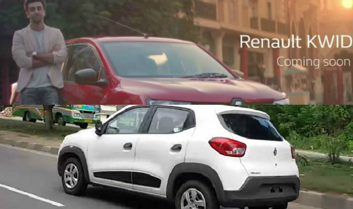 Renault Kwid Latest Pictures Videos And More Business News Indiacom