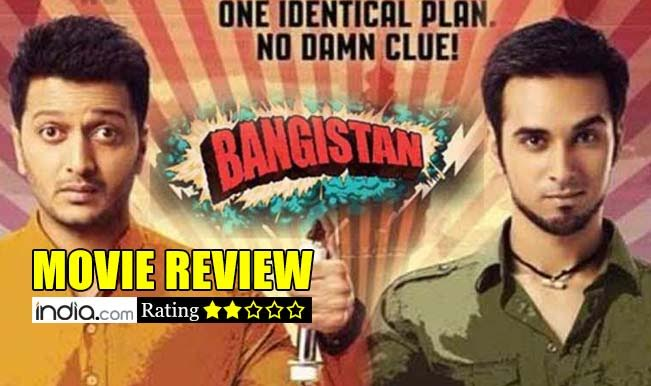 Bangistan movie review: Riteish Deshmukh and Pulkit Samrat fail to impress with their political satire!