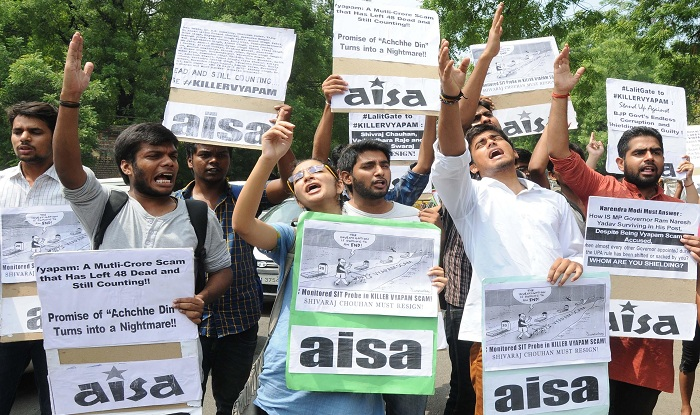 Vyapam Scam: CBI raids 40 places in Madhya Pradesh and Uttar Pradesh