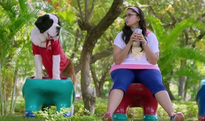 Size Zero teaser: Anushka Shetty goes from slim hottie to obese spouse