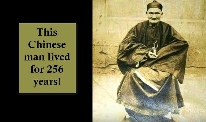 256-year-old Chinese man Li Ching-Yuen's legend still shocks people! (Watch video)