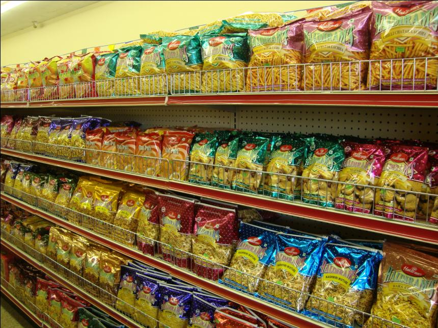 Packaged Indian Food Brands