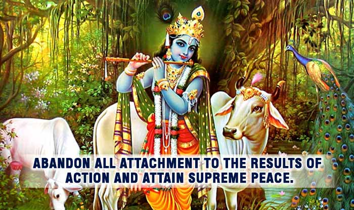 Janmashtami 2015 11 Quotes Of Lord Krishna From Bhagavad Gita That Will Inspire You Everyday India Com