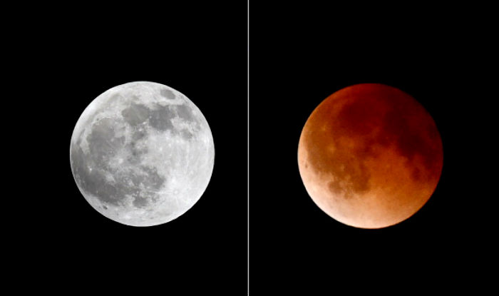 lunar eclipse 2015 india time today