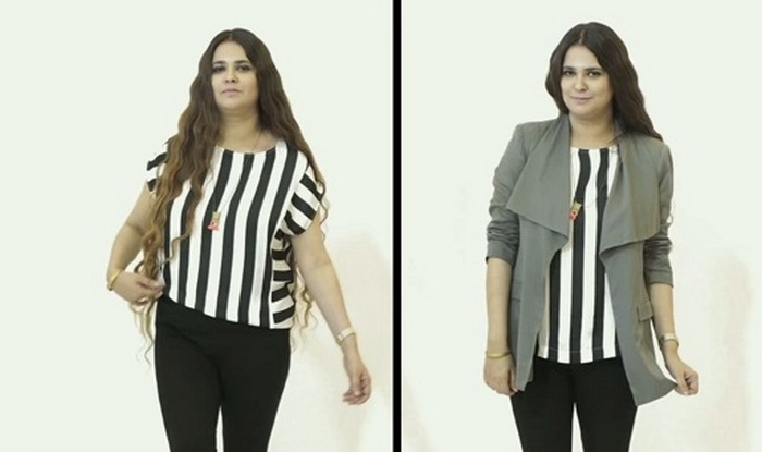 Post Pregnancy Style Hacks How To Dress To Hide The Flab India Com