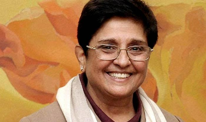 kiran bedi essay I think ips officer kiran bedi proves to all that nothing is impossible for those who belief reply leave a reply cancel reply your email address will not be published.