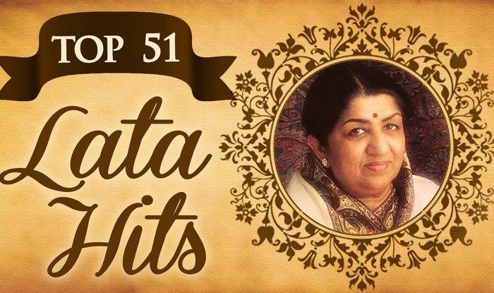 Lata Mangeshkar birthday special: Top 51 all-time hit songs