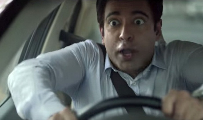 Volkswagen Vento makes the most irritating ad ever; also promotes unsafe driving!