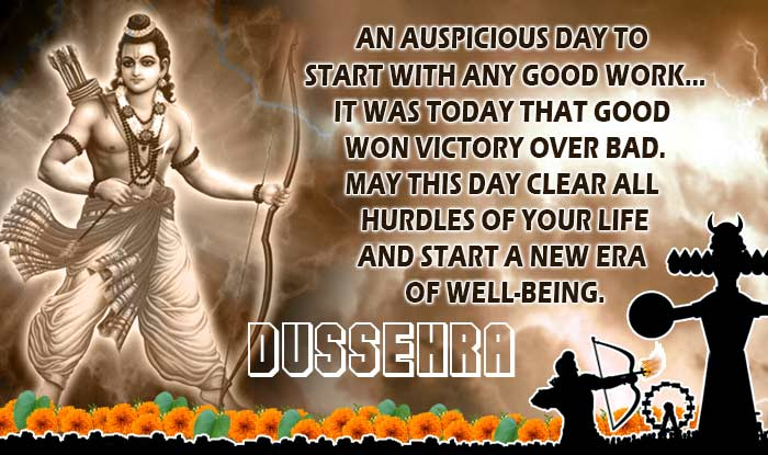 Happy Dussehra Wishes 20 Best Whatsapp Status Facebook Messages Dasara Sms Images Dp To Wish Happy Vijayadashami 2016 India Com
